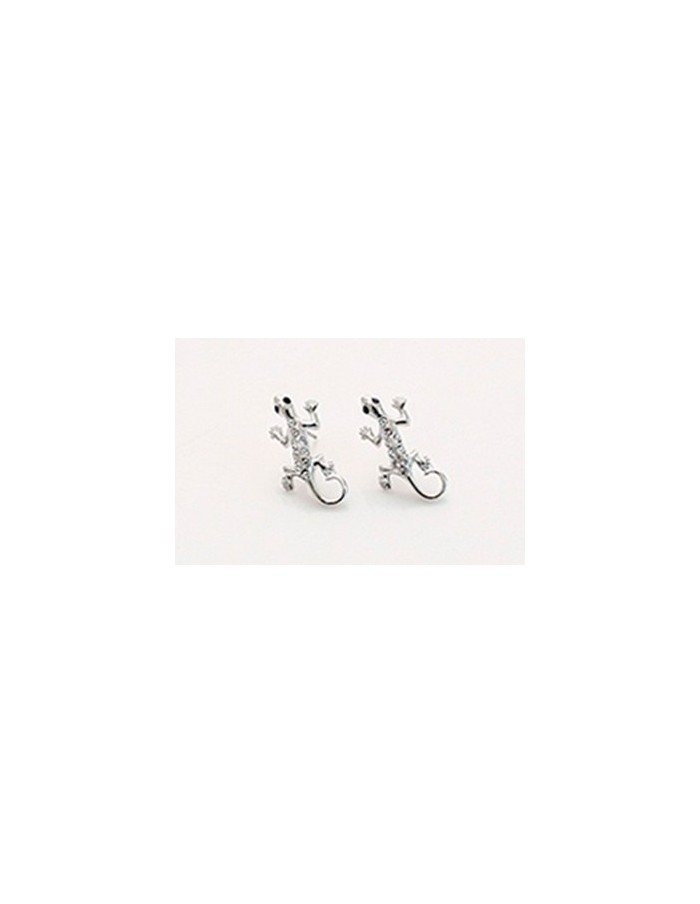 [NO45] Lizard Earring