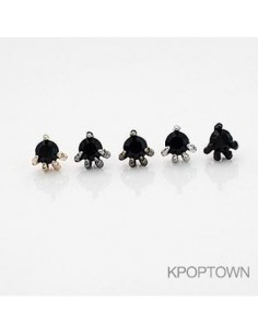 [NO18] B1A4 Skull Finger Earring