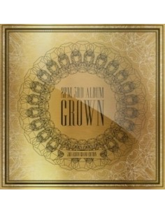 2pm 3rd Album - GROWN Grand Edition 2CD + Photobook 124p