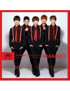 A-PRINCE 2nd Mini Album - Mambo CD + Poster