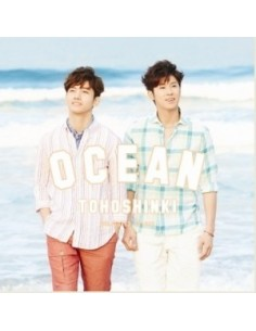 Tohoshinki TVXQ - OCEAN - Normal Edition CD