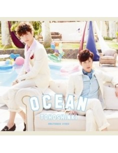 Tohoshinki TVXQ - OCEAN - CD + DVD _ First Limited