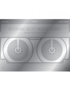 BIGBANG BEST M/V MAKING FILM COLLECTION 2006~2012 - KOREA EDITION DVD