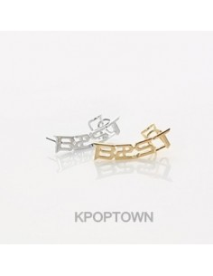 [BE109] BEAST B2ST Logo Simple Earring (For a Left Ear)