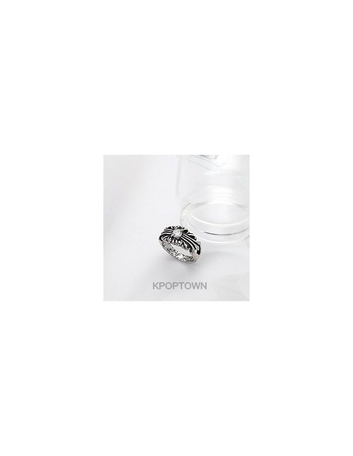 [BE101] Kikwang/B4 Style Cubic hearts Ring