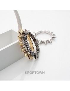 [BA22] B4 Cubic Stud Bracelet