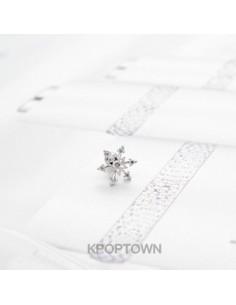 [BA16] B1A4 Snowflake Piercing / Earring