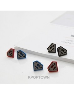 [BA08] B4 Superman S Earring