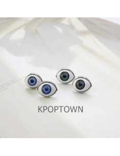[BA01] B4 Real Eyeball Piercing & Earring