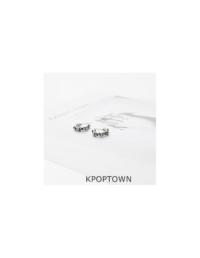 [BE93] Jun* Style Chrome Hearts Earrings