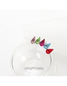 [SH81] SHINY Water Drop Ear Cuff