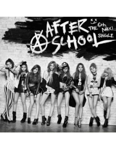 After School 6th Maxi Single Album - First Love CD + Poster