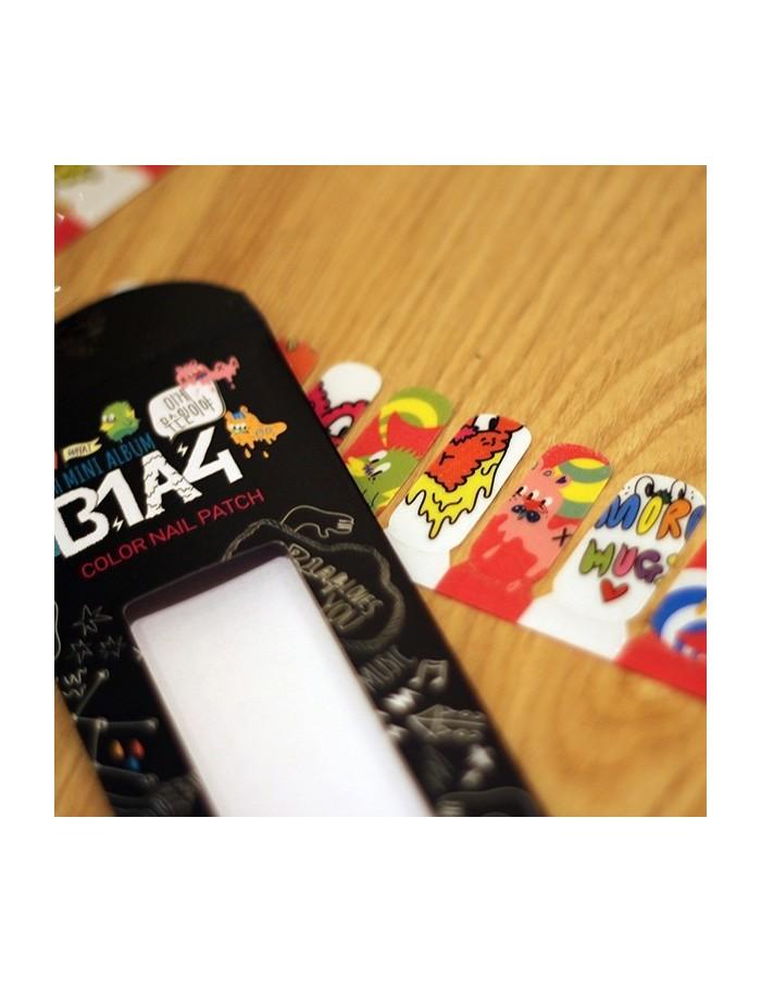 2013 B1A4 Official Goods - Nail Patch Sticker