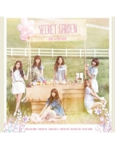 Apink 3rd Mini Album - Secret Garden CD + Poster