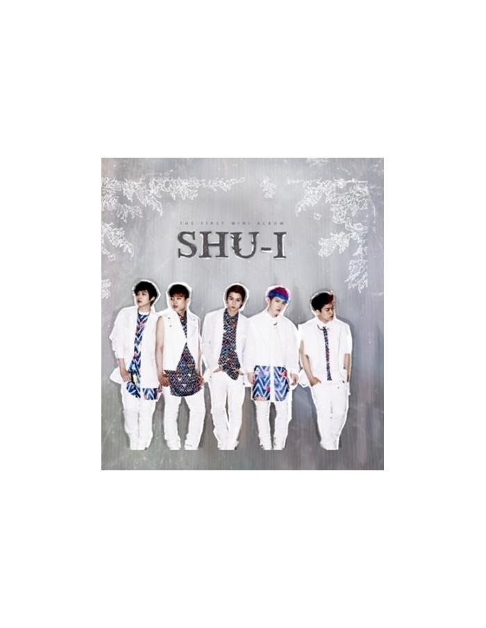 SHU-I  First Mini Album - DON'T FEEL SMALL CD + Photobook