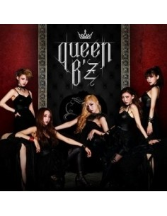 Queen B'Z 1st Mini Album - 약한 여자는 벗어라! CD