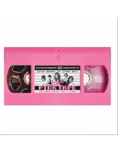 f(x) FX 2nd Album - Pink Tape CD + Poster