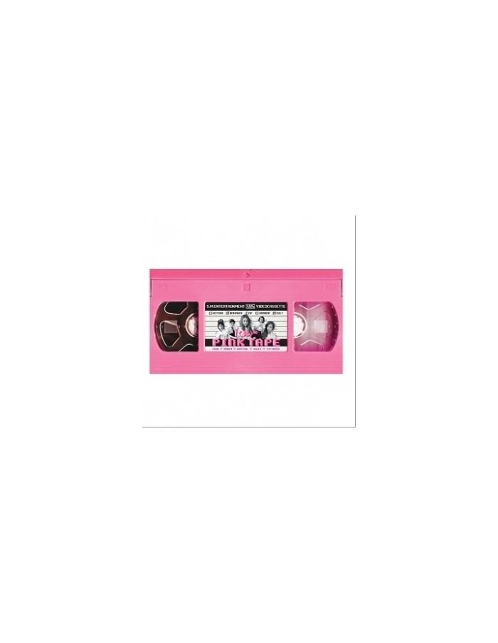 f(x) FX 2nd Album - Pink Tape CD + Poster