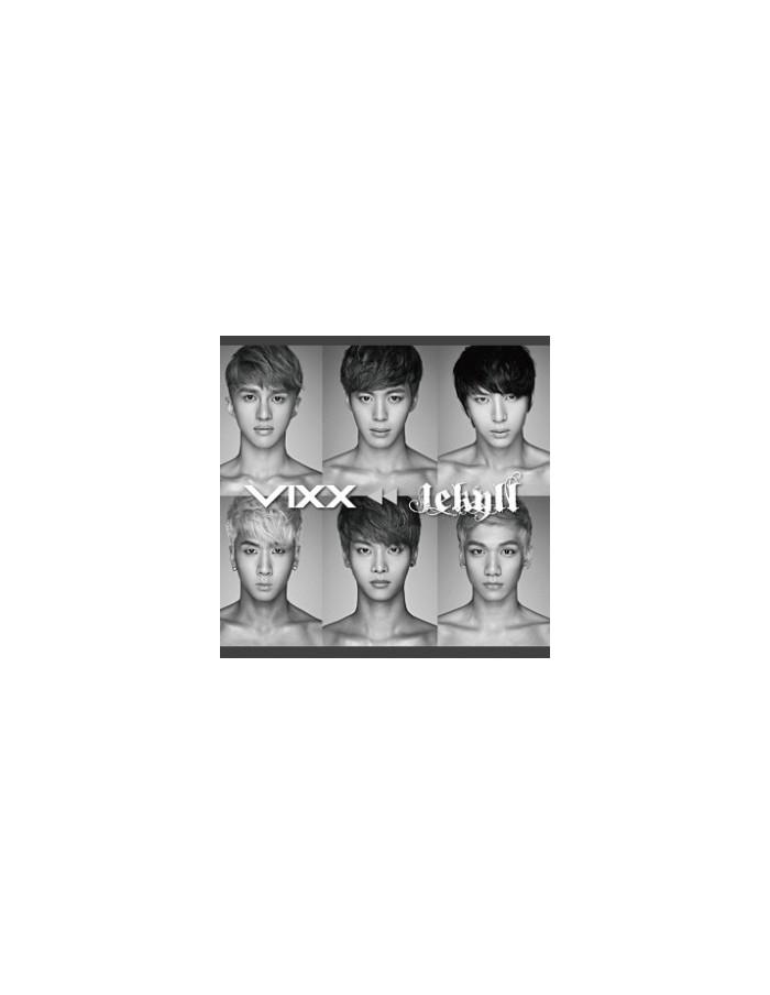 VIXX 1st Mini Album Repackage - Jekyll CD + Poster