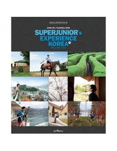 [Super Junior Official Photobook] Superjunior's Experience Korea 2