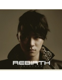 Outsider Mini Album - Rebirth Outsider CD