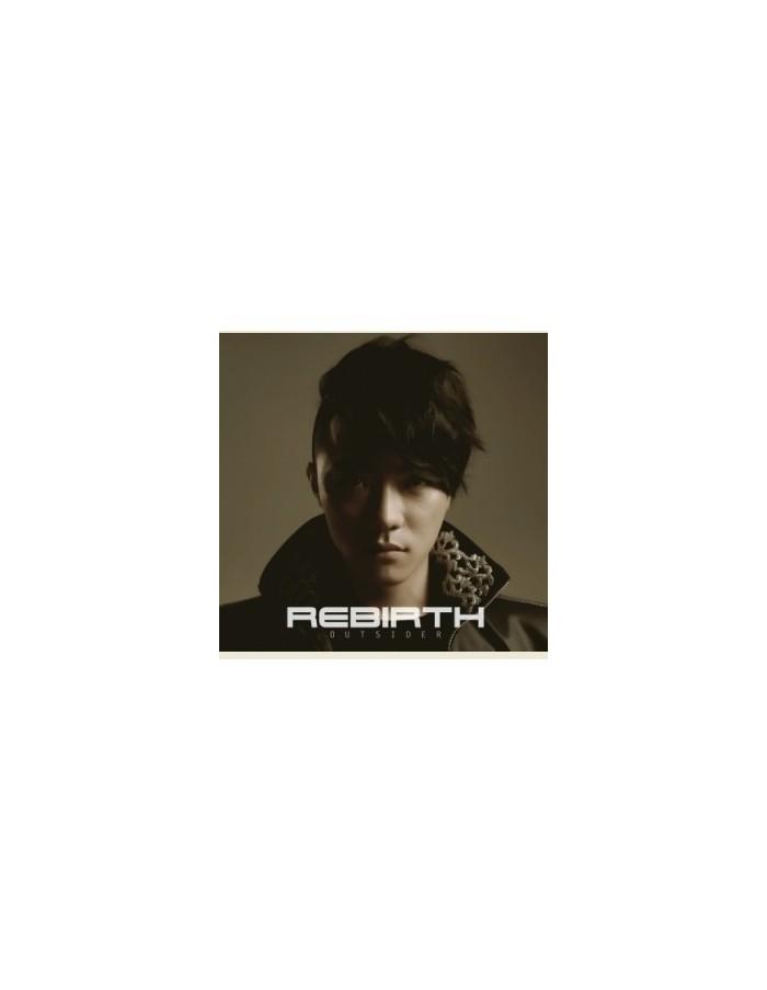 Outsider Mini Album - Rebirth Outsider CD