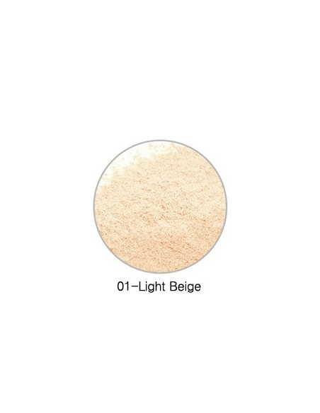 [MISSHA] The Style Fitting Wear Cashmere Powder SPF15 3Colors