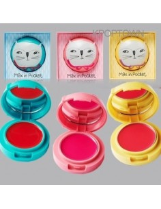 [to cool for school] Max In Pocket Gloss Balm  4g - 3Colors