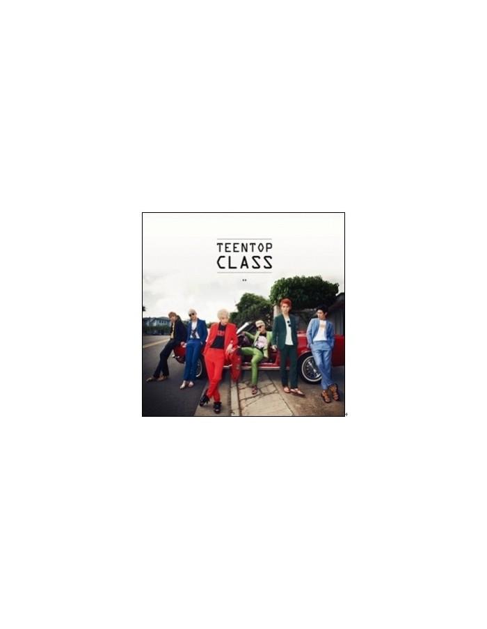 Teen Top 4th Mini Album - TEEN TOP CLASS CD + Poster