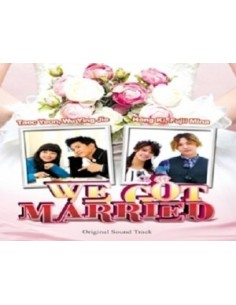 We Got Married Global Edition O.S.T (B1A4, MBLAQ, 2PM)