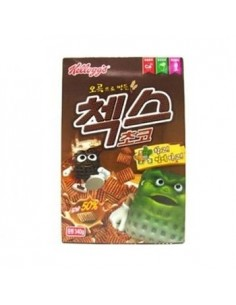Korea Cereal - NONG SHIM Checks Choco Five Grains