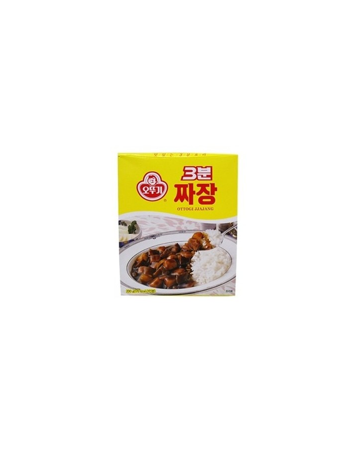 OTTOGI 3minutes Balck Bean Sauce 200g
