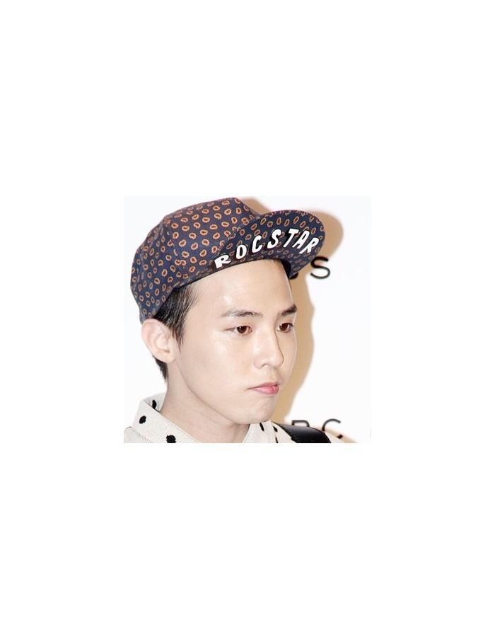 [Cap86] BIGBANG G-dragon TEAM LIFE Rocstar Snapback Cap