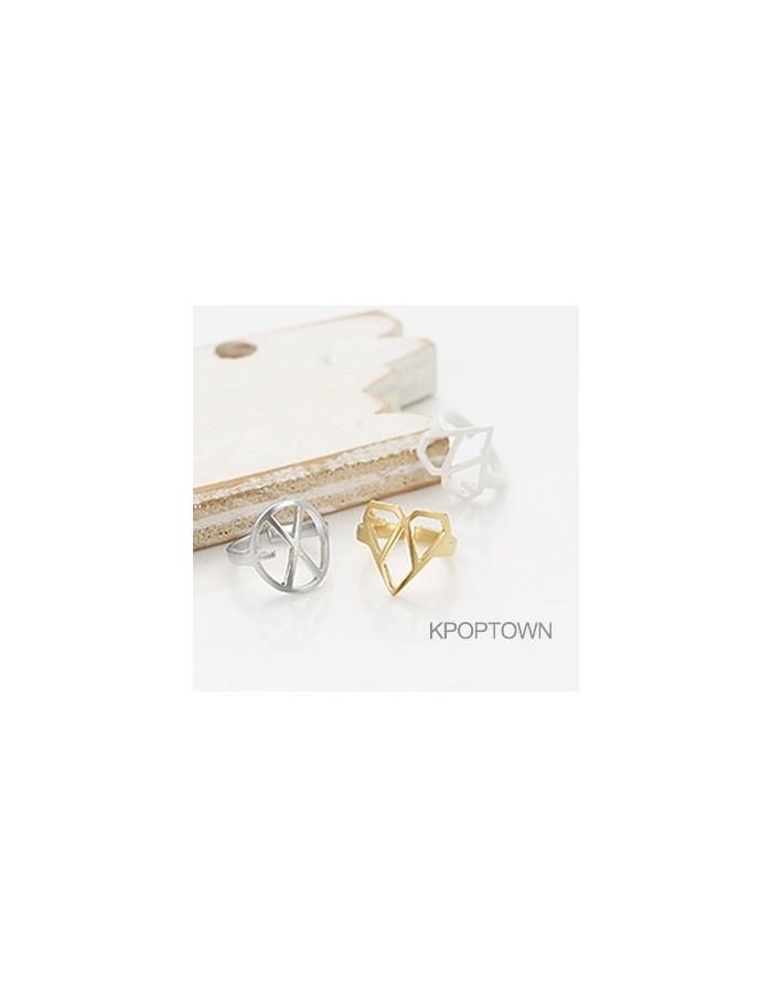 [EX104] Unique Hearts Ring