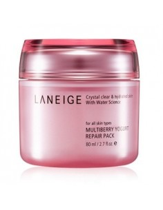 [LANEIGE] Multi Berry Yogurt Repair Pack 80ml