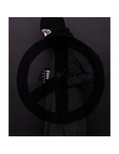BIGBANG G-DRAGON GD 2nd Album - COUP D'E TAT - BLACK  Version