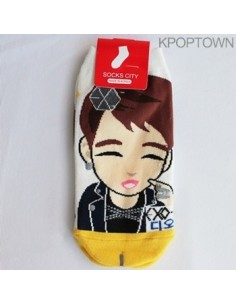 EXO-K 1 pair of  Character Socks - D.O