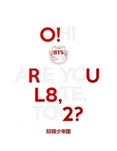 BTS 1st Mini Album - O!RUL8,2? CD (Photocards, Poster within package)