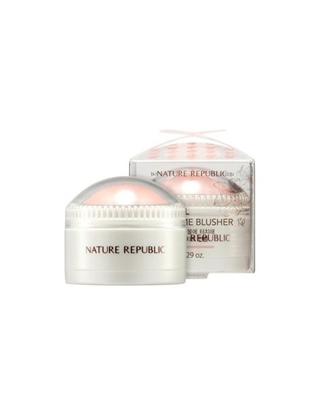 [ Nature Republic ] Botanical Apple Dome Blusher 8.5g