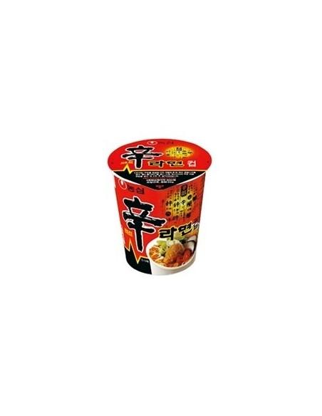Instant Korean Noodle - Sin Ramen(신라면) Cup