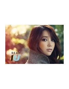 IU 3rd Mini Plus Album REAL + CD and Poster