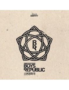 BOYS REPUBLIC - IDENTITY (MINI ALBUM) CD + Poster