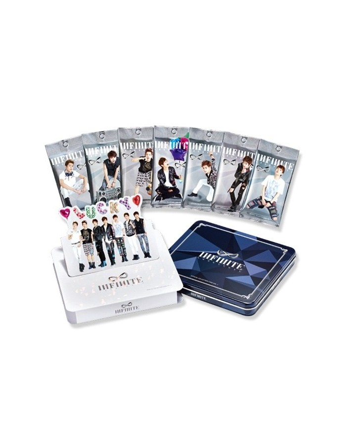 [Limited Edition] INFINITE Official star collection card set [ Pre_Order]
