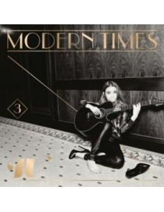 IU 3rd Album - Modern Times CD+DVD Special Edition