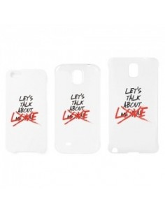 SR 2013 LET'S TALK ABOUT LOVE SMART PHONE CASE
