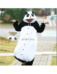 [PJA61] Animal Pajamas - Cuty Panda