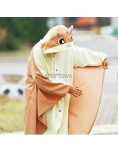 [PJA62] Animal Pajamas - Superstar Flying Squirrel
