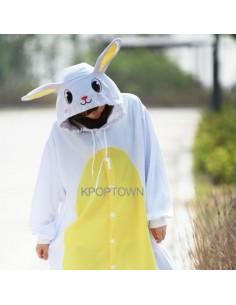 [PJA64] Animal Pajamas - Wild Rabbit
