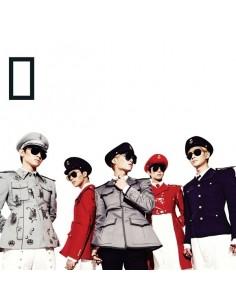SHINee 5th Mini Album - EVERYBODY CD + Poster + Photocard + Bookmark