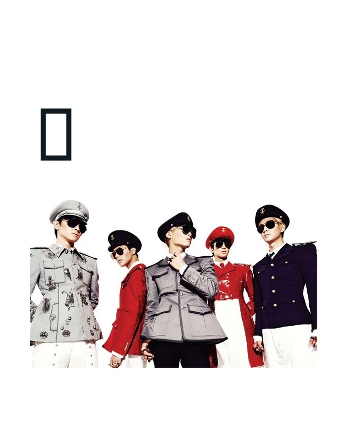 SHINee 5th Mini Album - EVERYBODY CD + Poster + Photocard + Bookmark